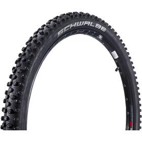 SCHWALBE Ice Spiker Pro Tyre EVO 27.5 x 2.25 Winter LiteSkin, foldable